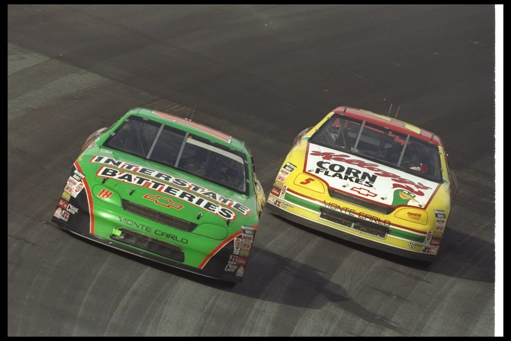 Brother Act: Terry & Bobby Labonte