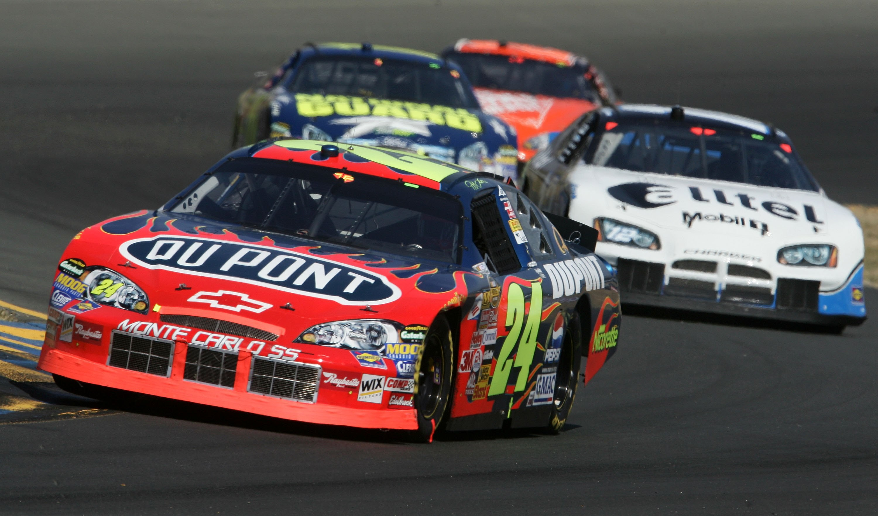 NASCAR's Top 10 Twists and Turns