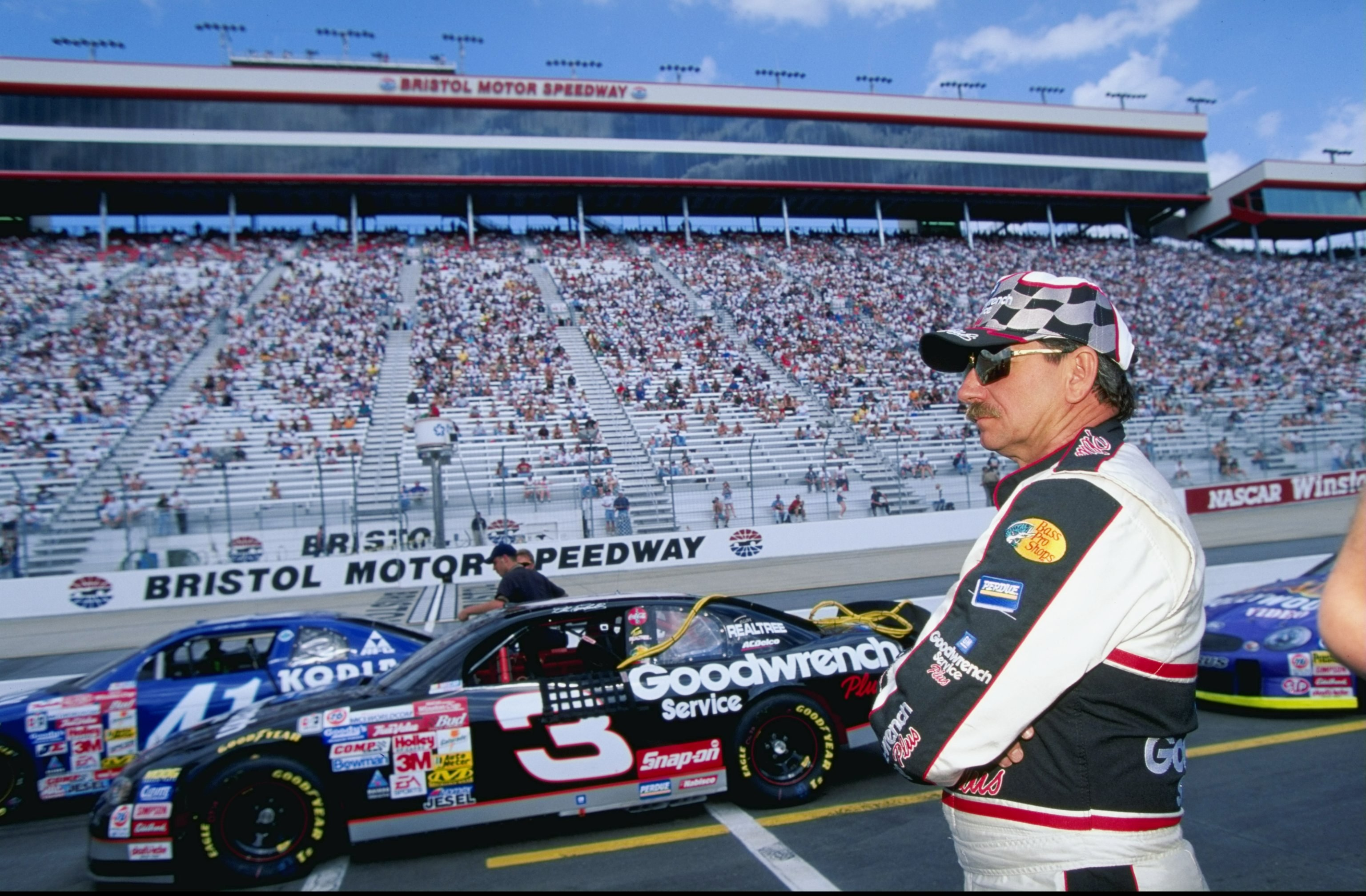 Six Hall of Fame Memories from Bristol Motor Speedway