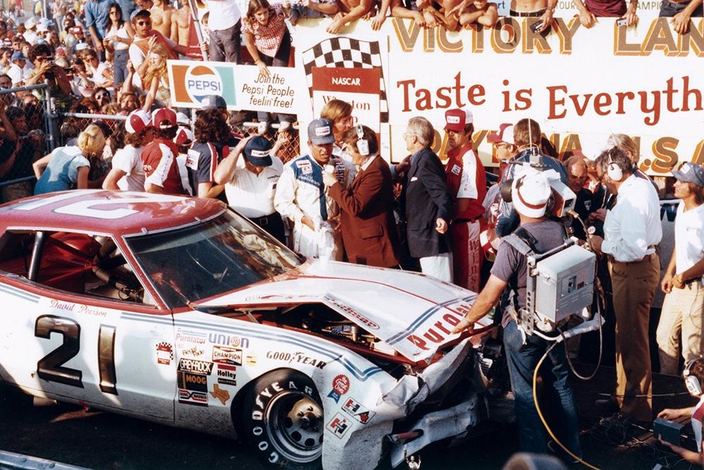 Wood Brothers Won 5 Daytona 500s