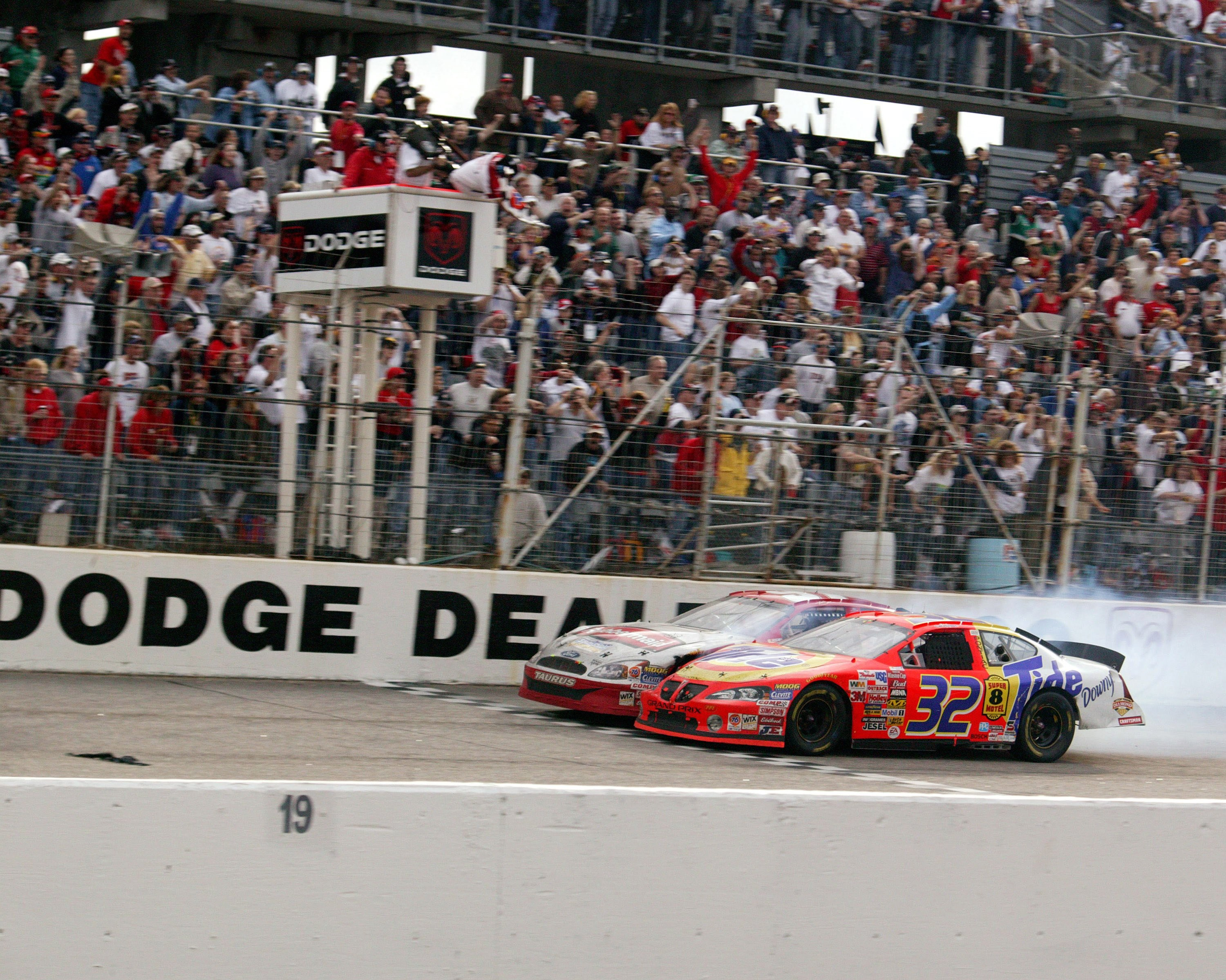 NASCAR's Greatest Finishes Updated