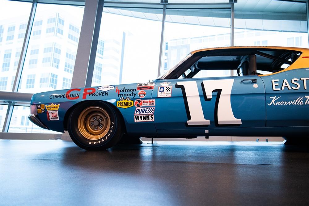 David Pearson's 1968 Ford