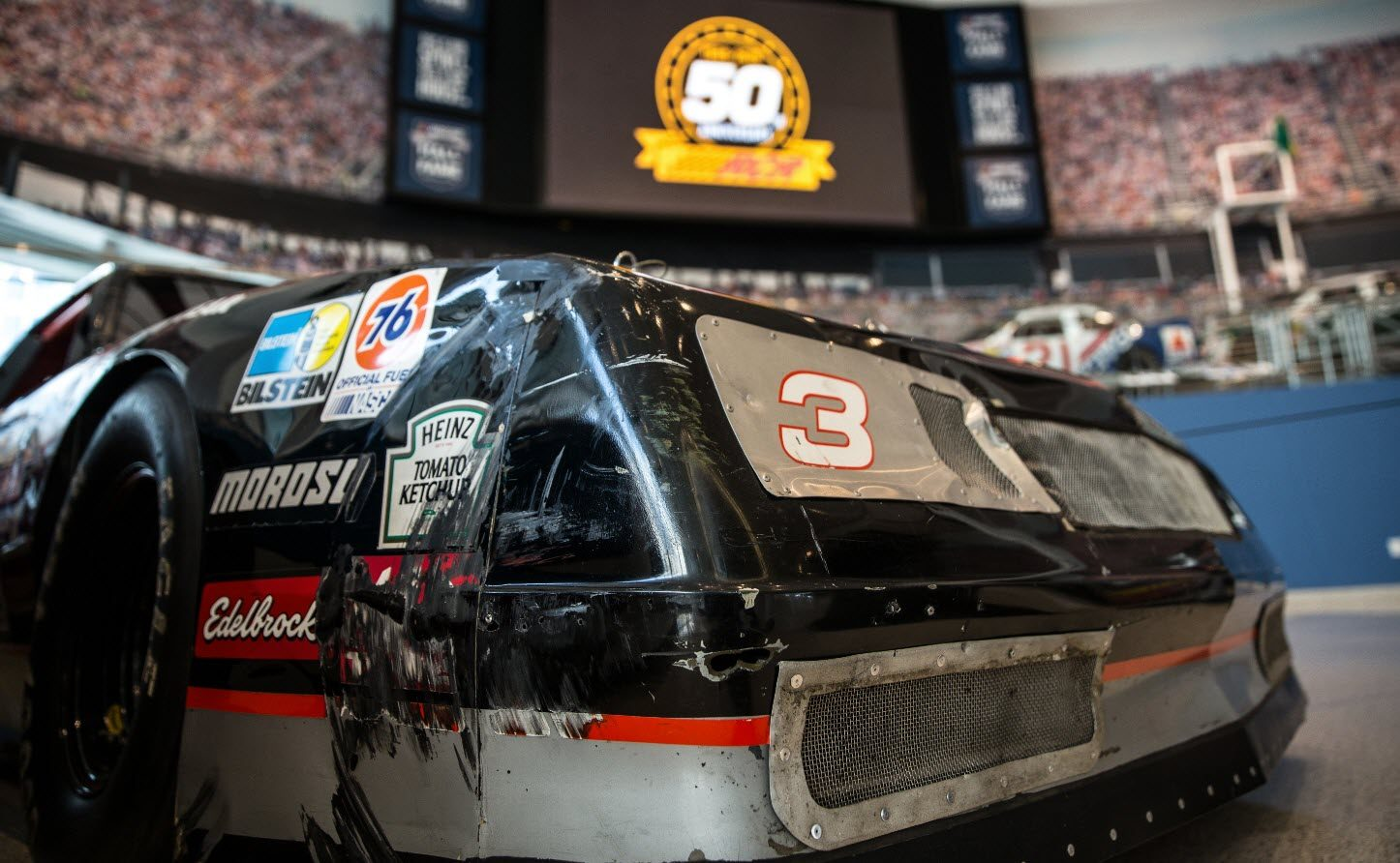 Explore Our Exhibits Nascar Hall Of Fame