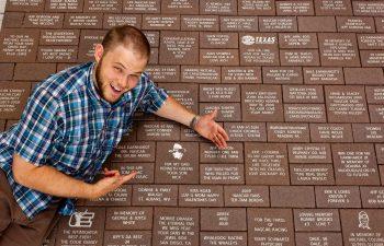 <p><strong>Commemorative</strong> Brick Program</p>