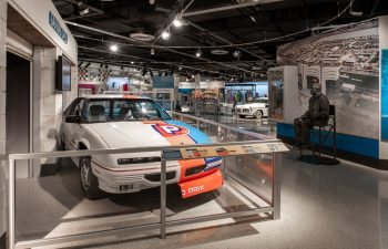 <p>Home to the sport's <strong>history and heritage</strong></p>