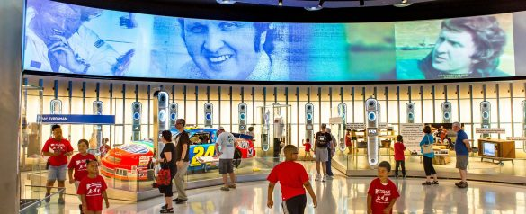 Class of 2020 Hall of Honor Exhibit Guided Tour