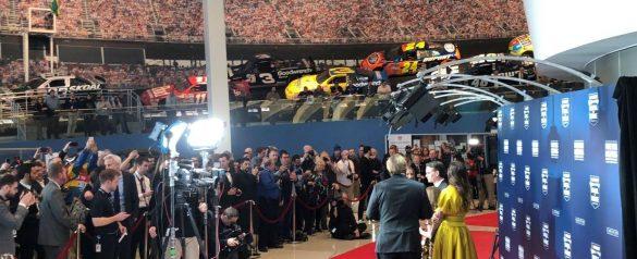 NASCAR Hall of Fame Red Carpet