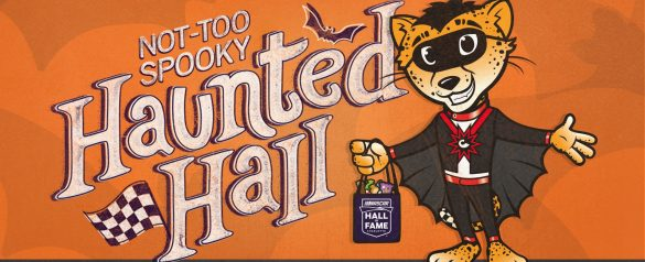 Not-Too-Spooky Haunted Hall