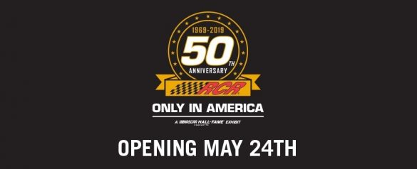RCR 50: Only in America Exhibit Opening