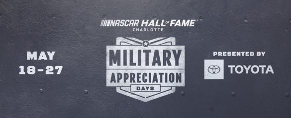 Military Appreciation Days presented by Toyota