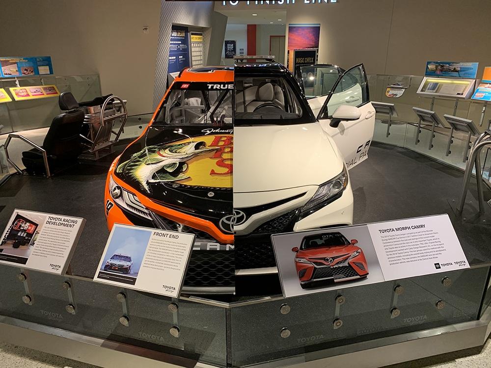 Toyota's Amazing Half Camry