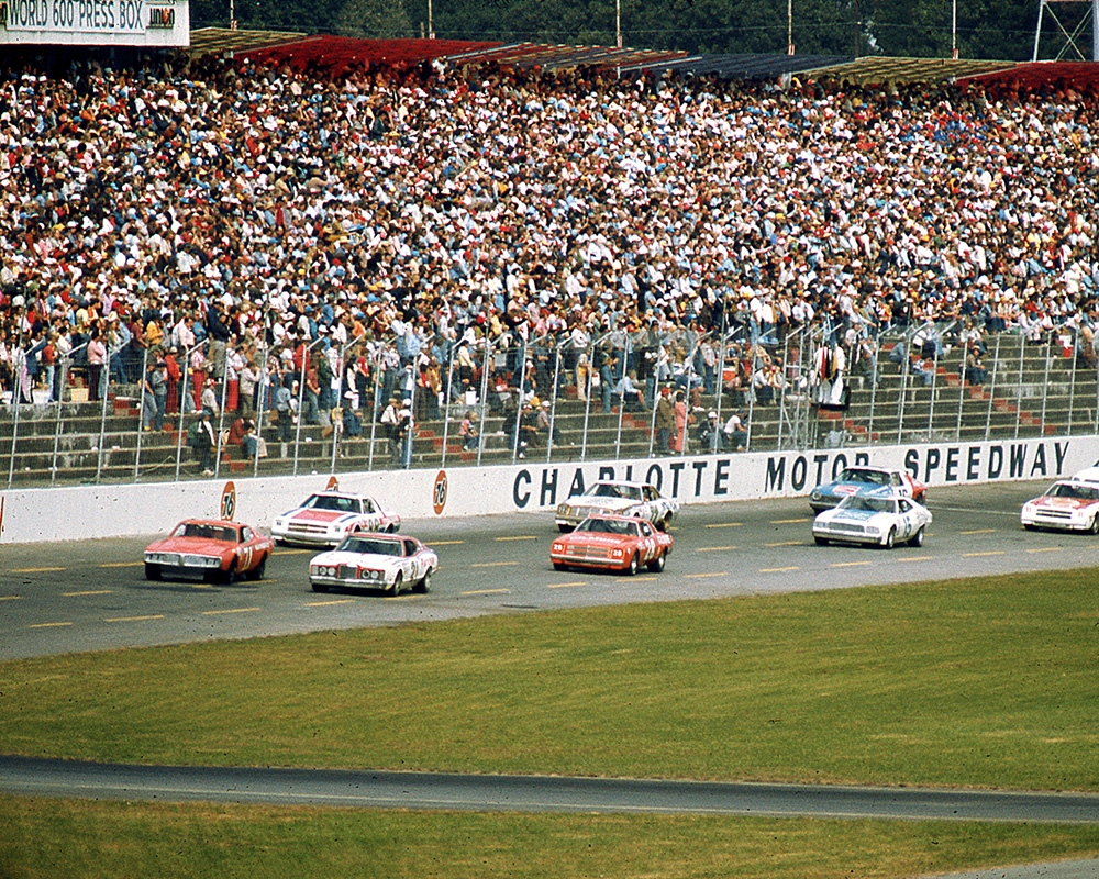 Carolina Dreamin' - 5 Memories from Charlotte Motor Speedway