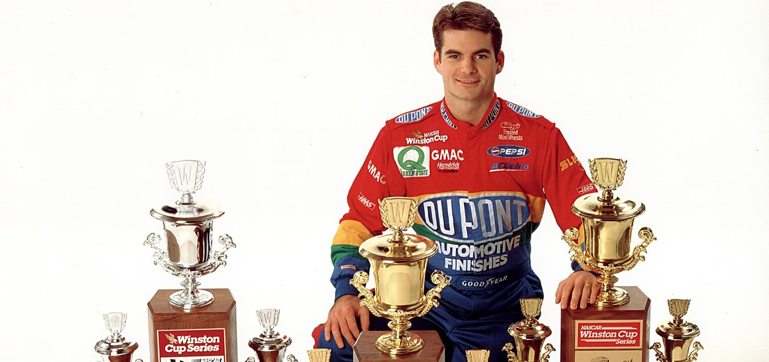 Jeff Gordon's Magical 1998 Season