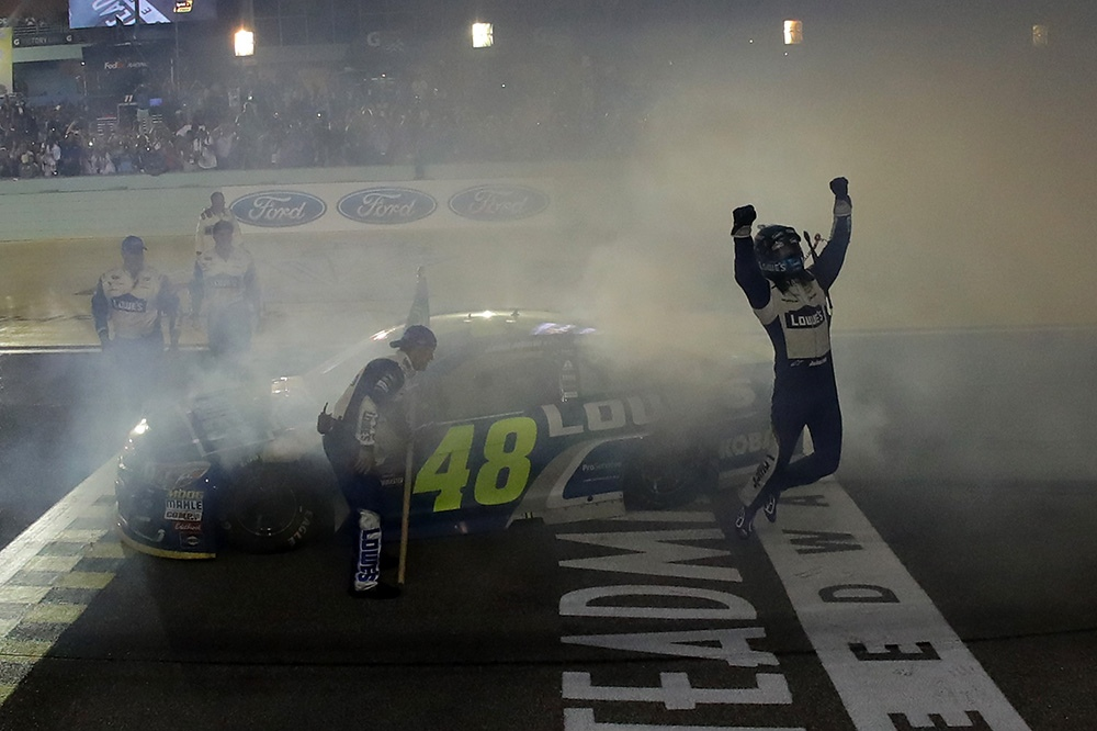 5 Hall of Fame Worthy Moments: Homestead-Miami Speedway