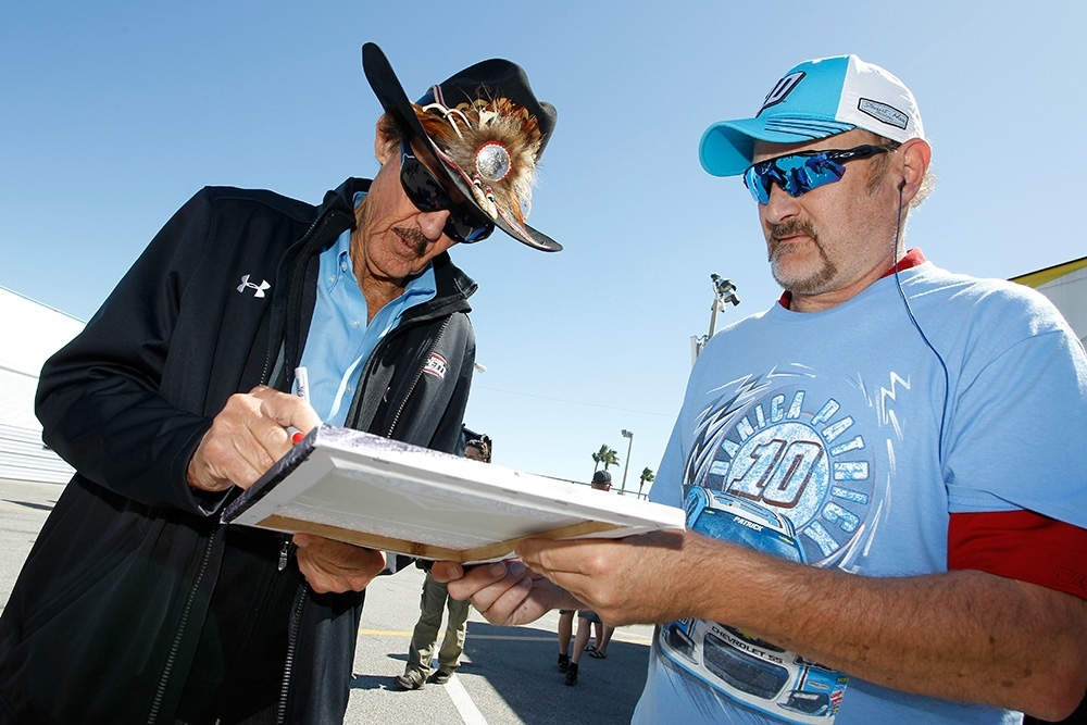 """Q&A with """"The King"""" Richard Petty: 7-Time NASCAR Cup Series Champion"""