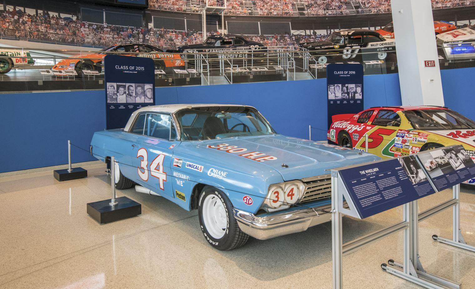 Wendell Scott's 1962 Chevrolet