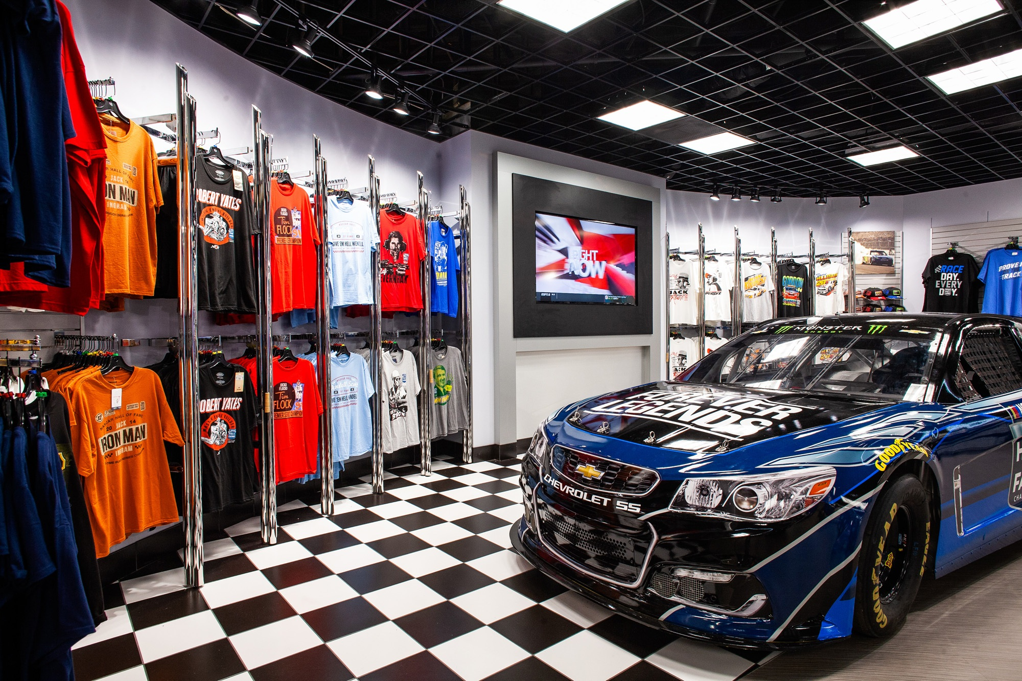 NASCAR Hall of Fame | Charlotte, NC | Our Sport  Our House