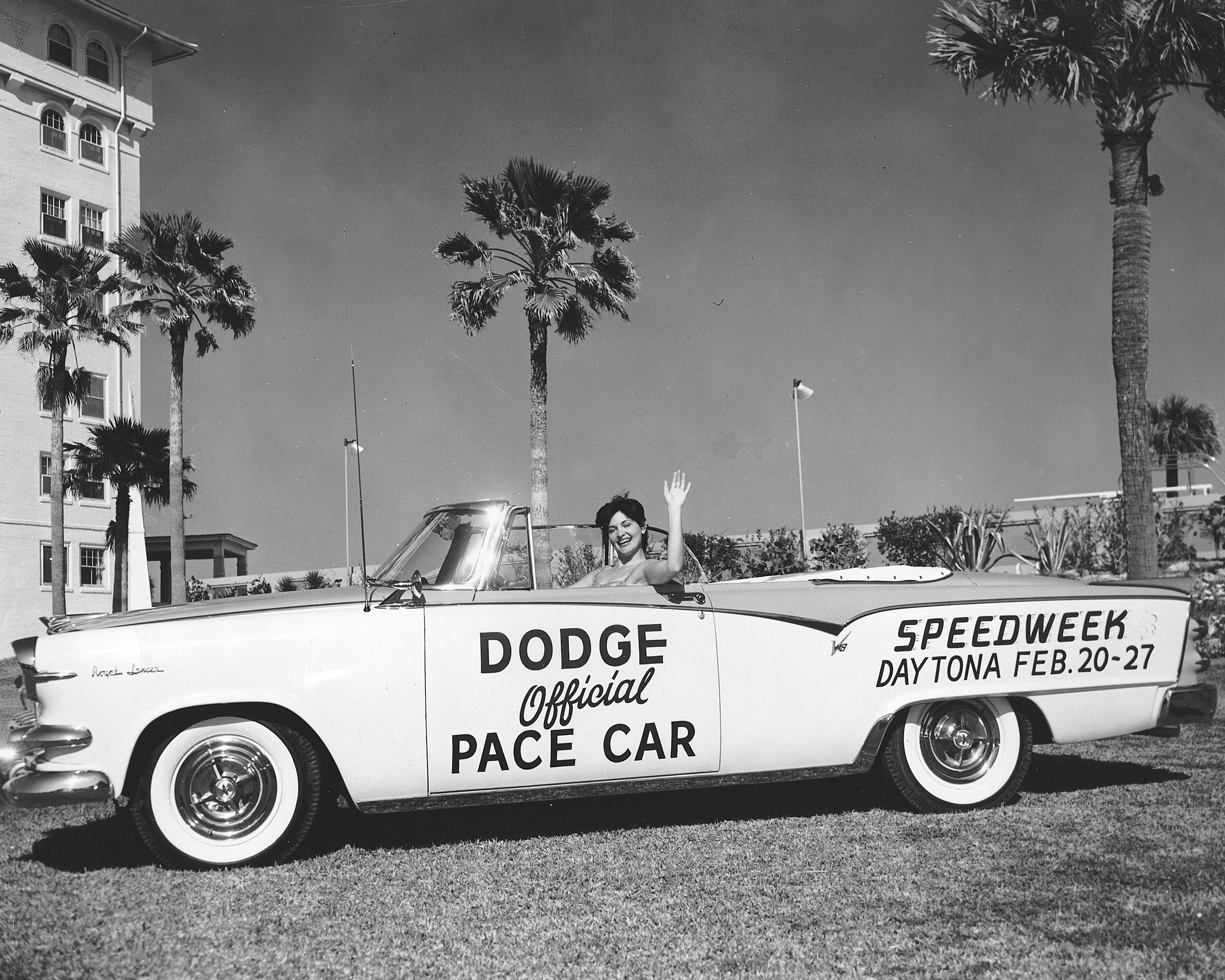 Photos: Pace Cars of the 1950s