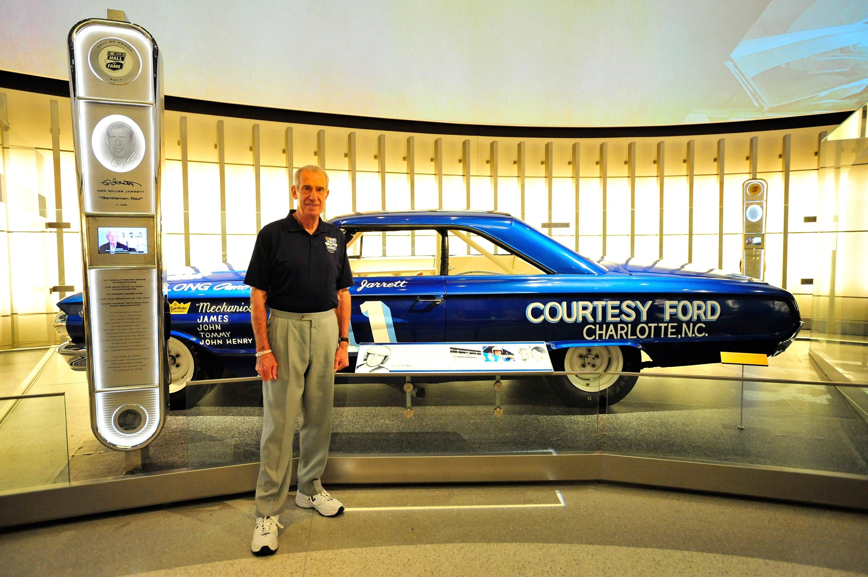 Ned Jarrett's 1964 Ford