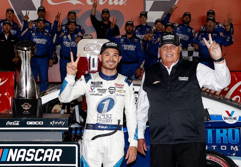 Hendrick Motorsports Sets Win Record