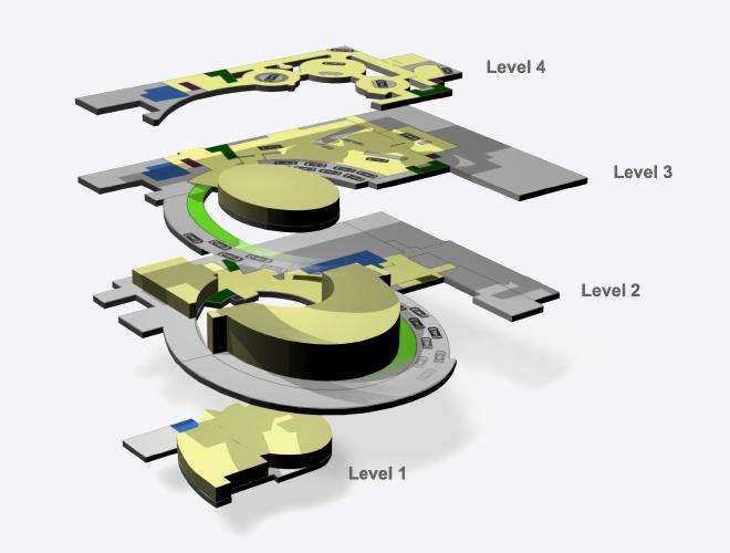 NHOF floor plan