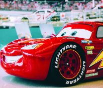 <p>Get a picture with<strong><br />Lightning McQueen</strong></p>