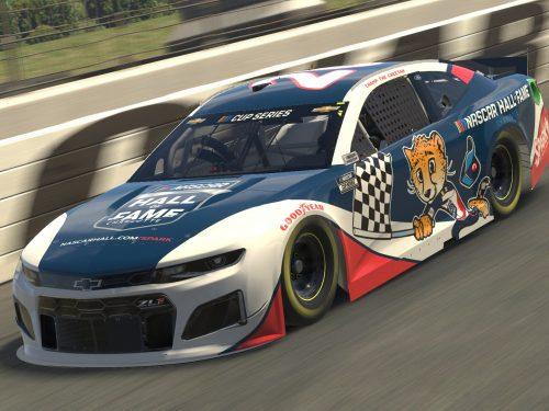 NHOF i Racing Spark Education web