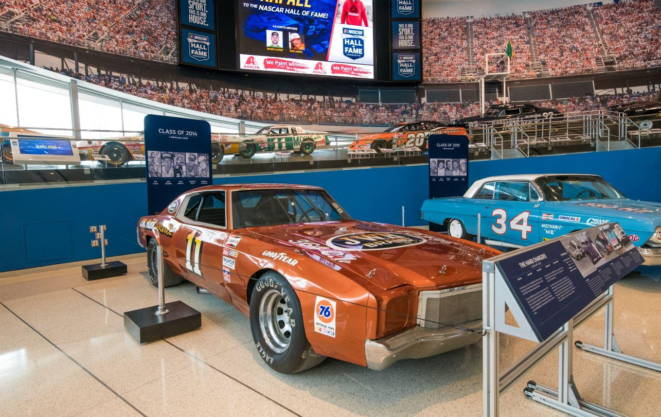 Jack Ingram's 1972 Chevrolet Monte Carlo