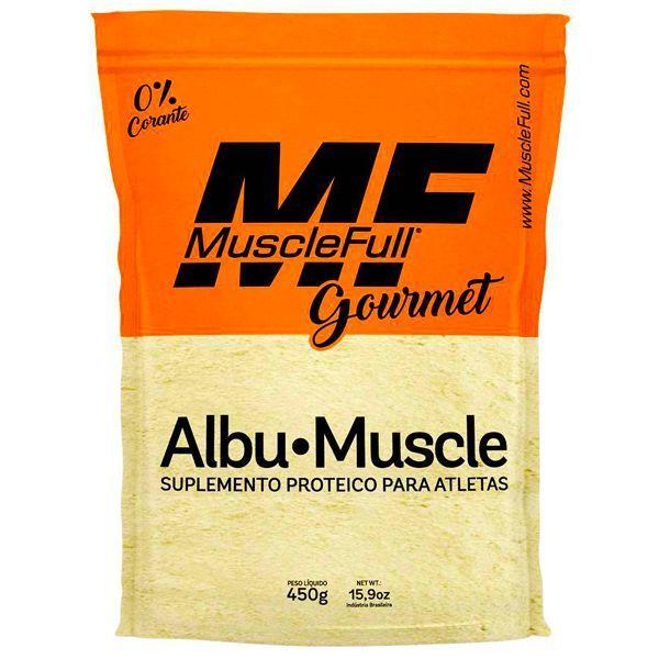 Albumina Natural 450Gr Muscle Full