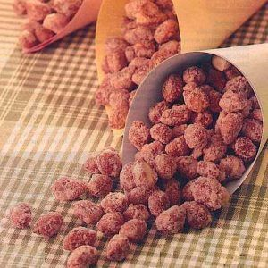 Amendoim Doce Vermelho - Granel - Embalagem 200gr