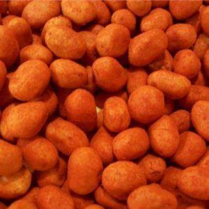 Amendoim Japonês Picante - Granel - Embalagem 200gr