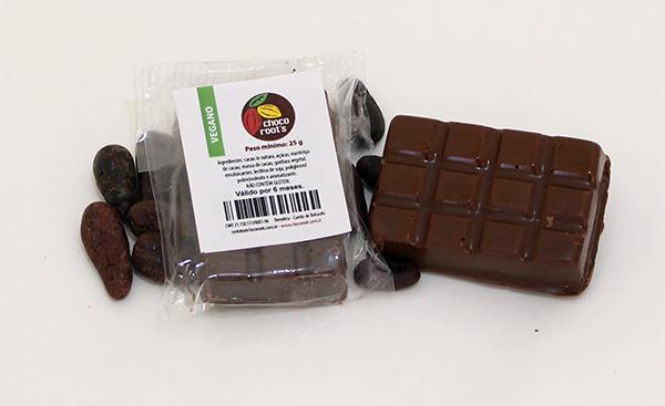 Barrinha Puro Chocolate - 25gr
