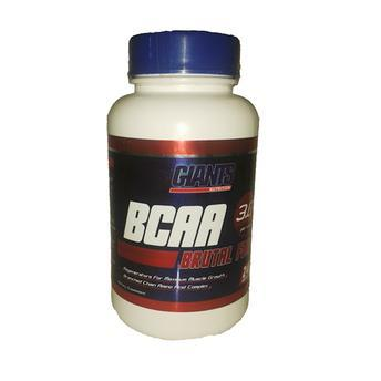 Bcaa 2400Mg Brutal Force 200Caps Giants Nutrition