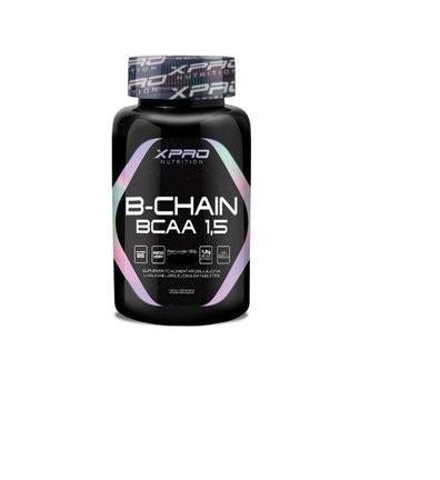 Bcaa B-Chain 1.5G 120 Tabs Xpro Nutrition