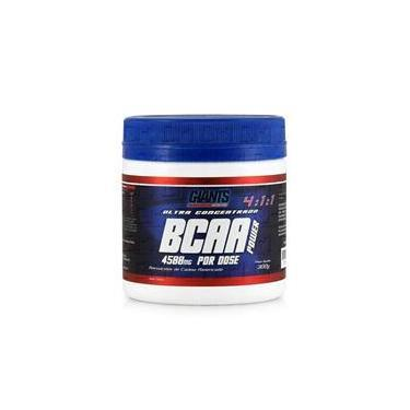 Bcaa Powder 4:1:1 1500Mg Tangerina 250G Giants Nutrition