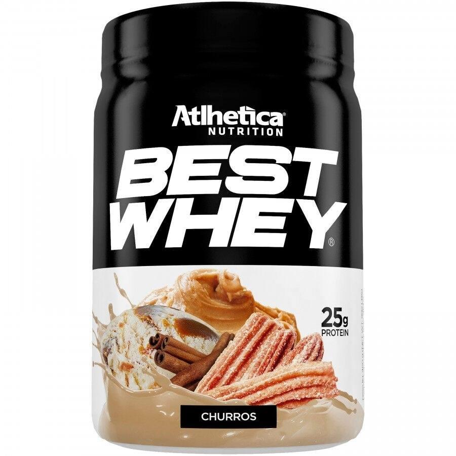 BEST WHEY (450G) - Churros-ATLHETICA NUTRITION