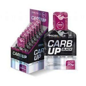 Carb Up Black 30G Guarana C/ Acai Probiótica