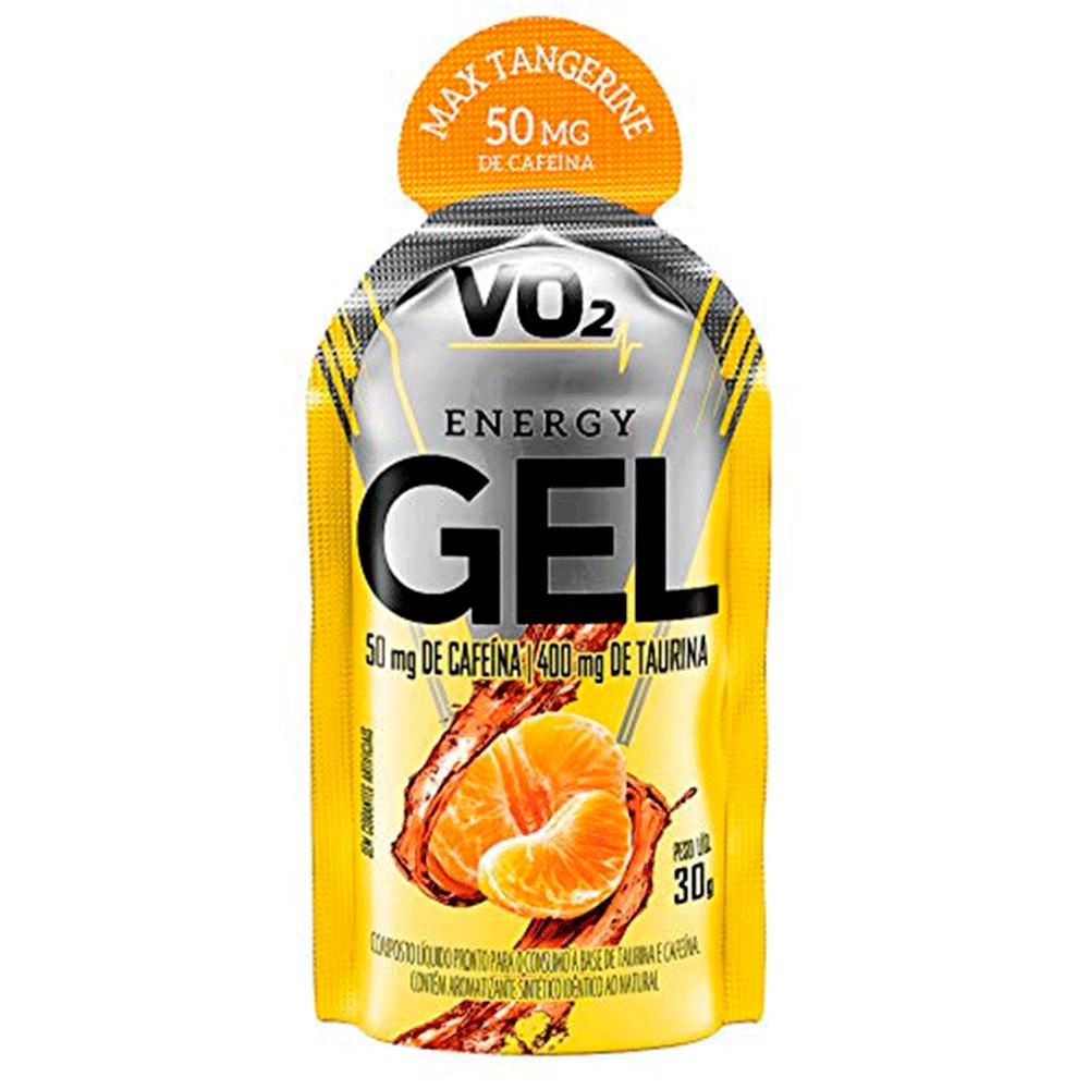 Carb Up Sache Energy Gel Xcaffeine 30G Tangerina Vo2