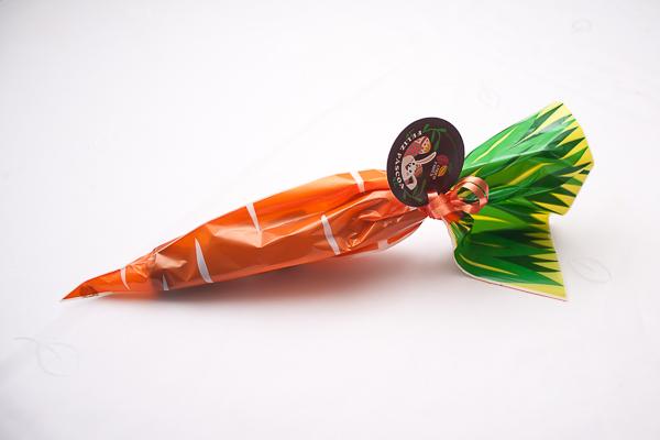 Cenoura de Páscoa - 30gr