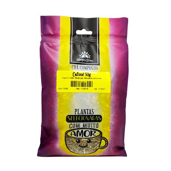 Chá Cafuné 100 % ervas naturais para você relaxar 50 g