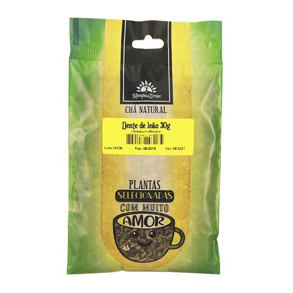 Chá de Dente de Leão PURO 100% Folhas 30 g