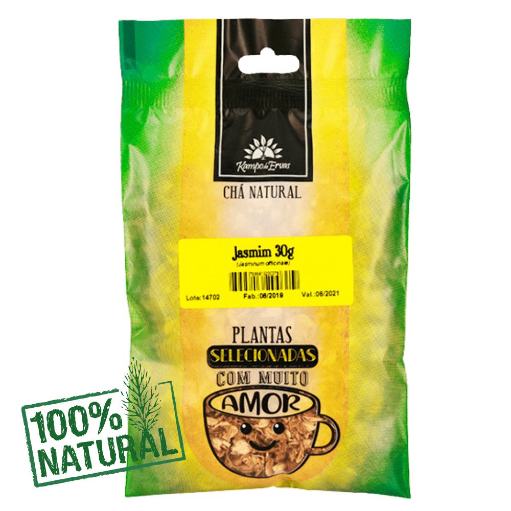 Chá de Jasmim PURO 100 % Flores 30 g