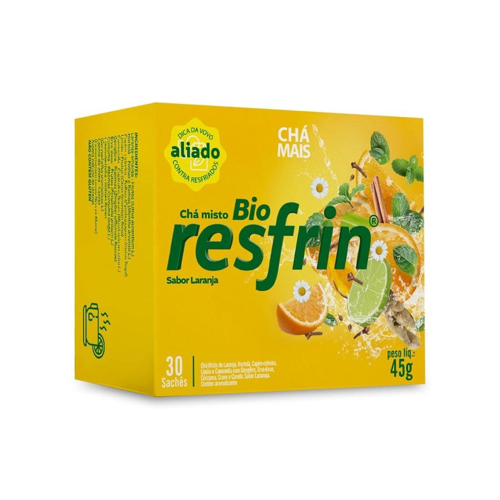 Chá Misto Bio Resfrin 30 Sachês