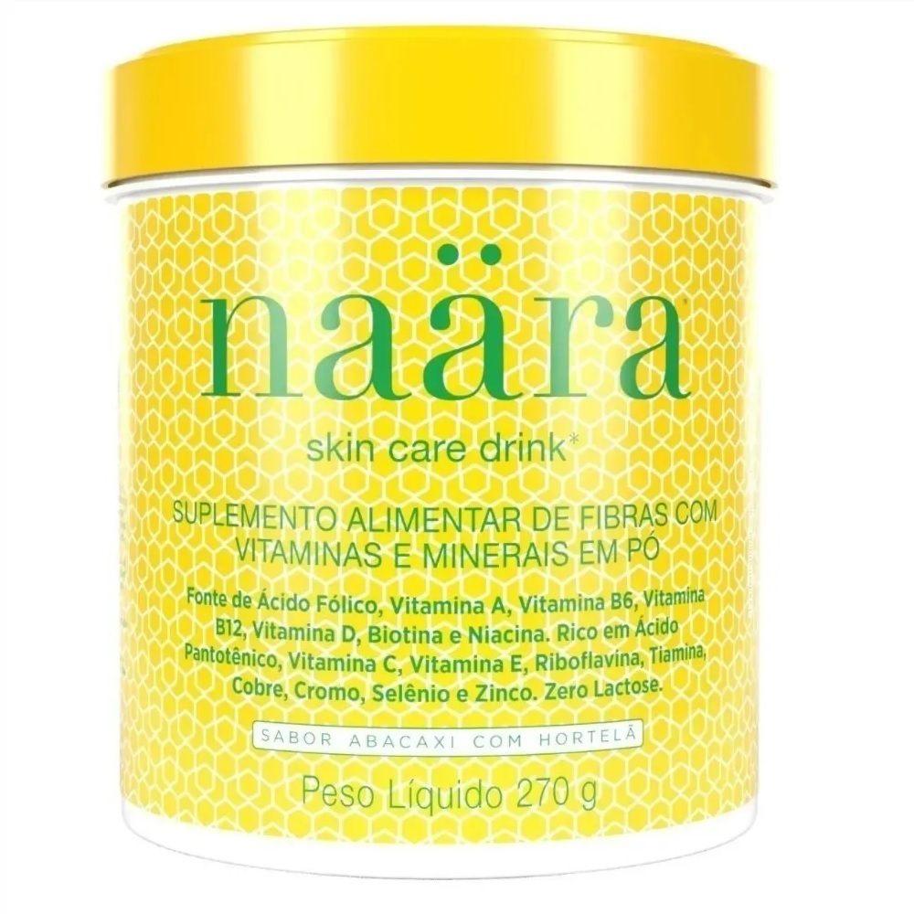 Colágeno Hidrolisado Naara Abacaxi com Hortelã 270 g