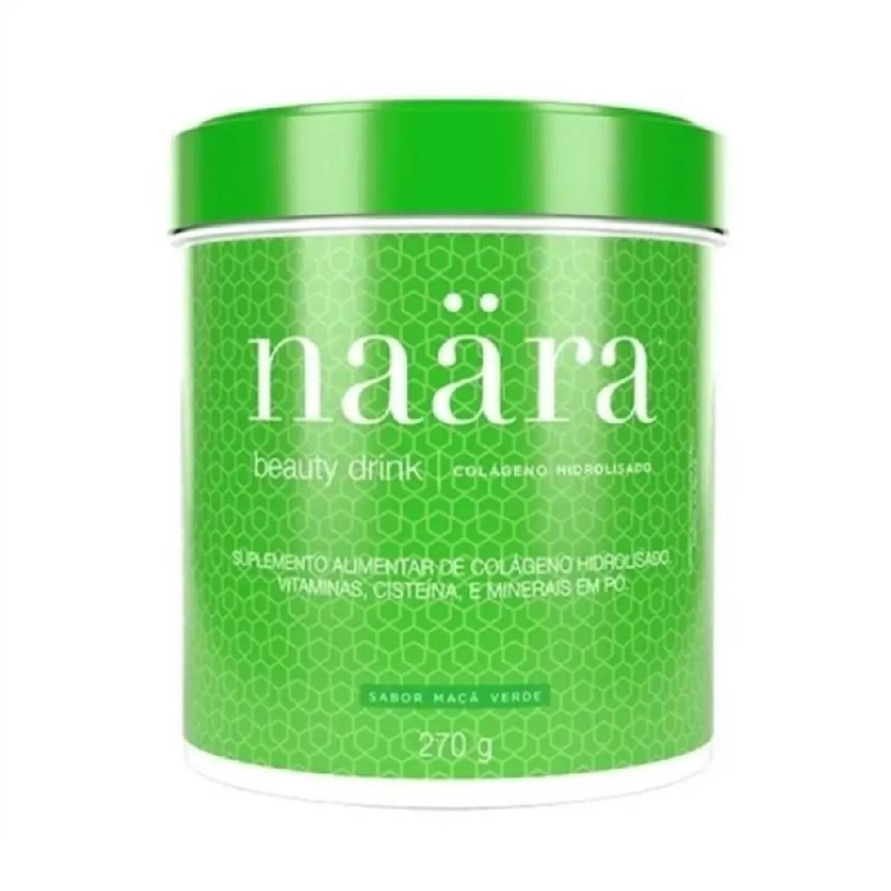 Colágeno Hidrolisado  Naara Maça Verde 270 g
