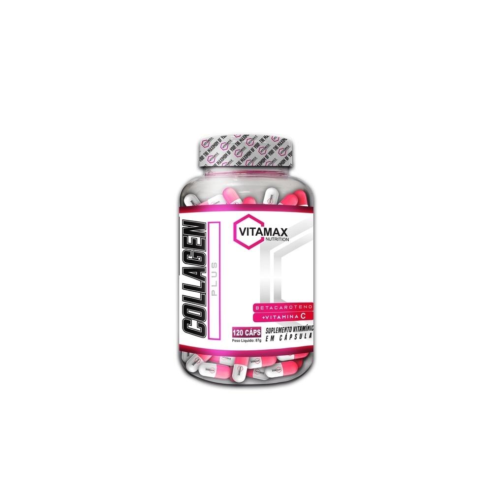 Collagen Plus 120 Caps Vitamax