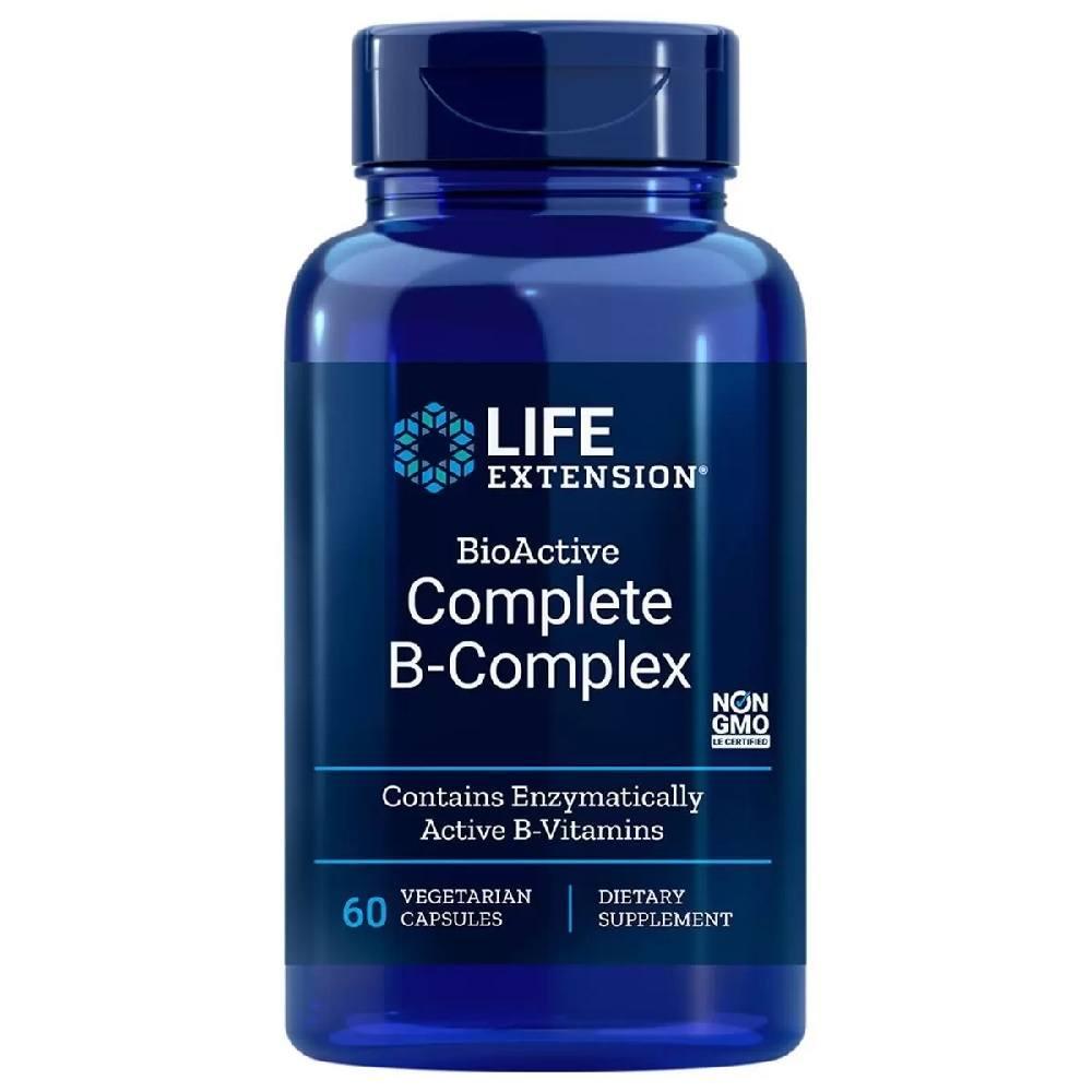 Complexo B 60 Cáps. Life Extension