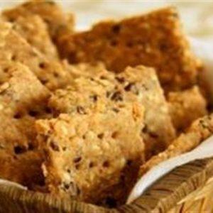 Cookies de Amendoim s/ Glúten - Granel - 100g