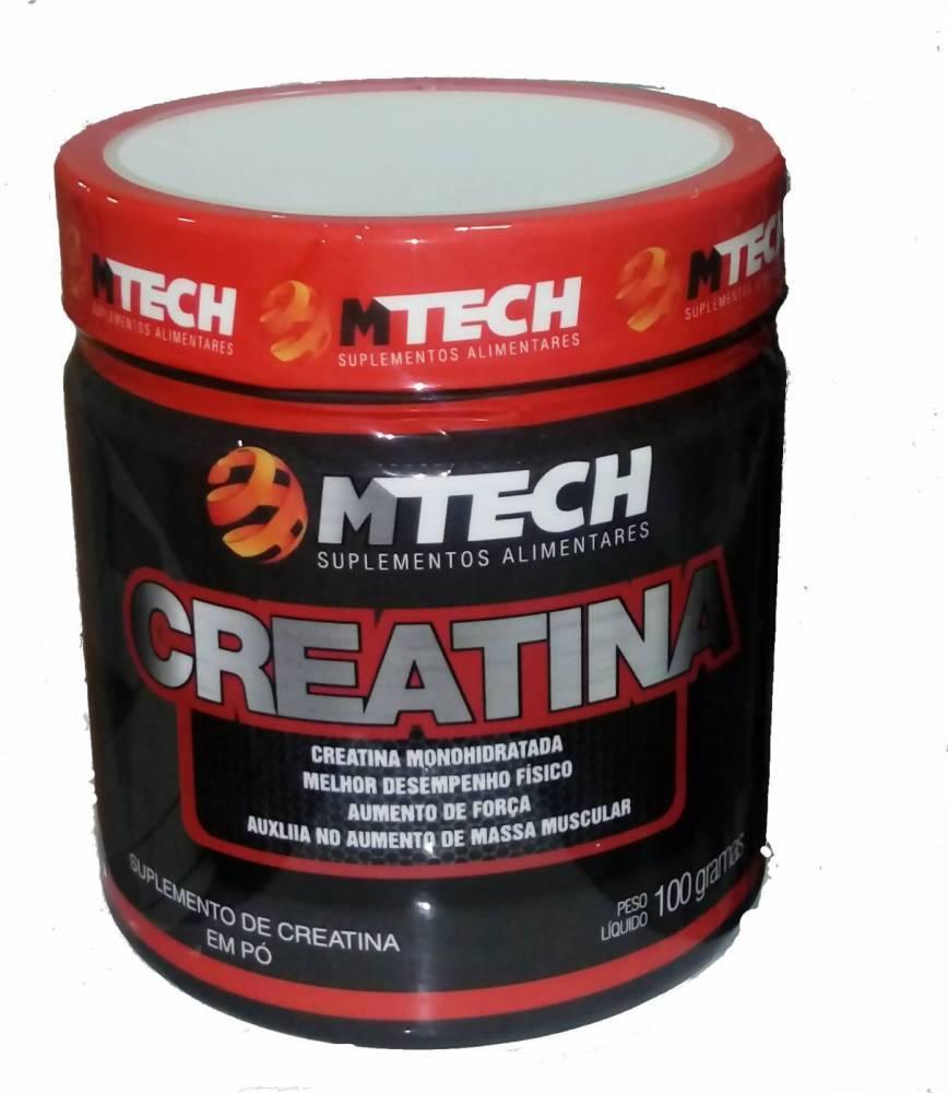 Creatina 100 Gr - Mtech