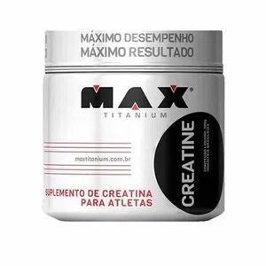 Creatina 100g - Max Titanium